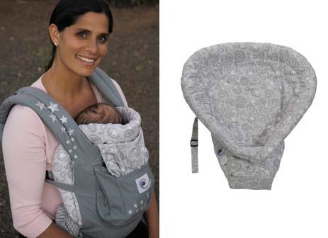Вставка для новорожденных в рюкзак кенгуру нано рюкзак