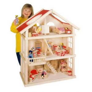 Сказочный кукольный домик купить в интернет-магазине по выгодной ... | 300x300