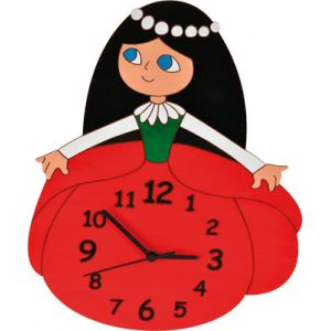 настенные часы картинки для детей
