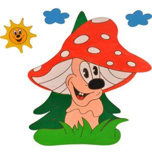 грибы для ядовитые детей картинка
