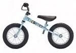 Голубой велосамокат Yedoo Велосипед без педалей для малышей «TooToo» с ручным тормозом