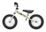 Зеленый беговел Yedoo Велосипед без педалей для малышей «TooToo»