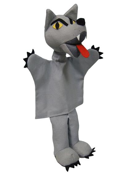 Перчаточная кукла своими руками волк 60